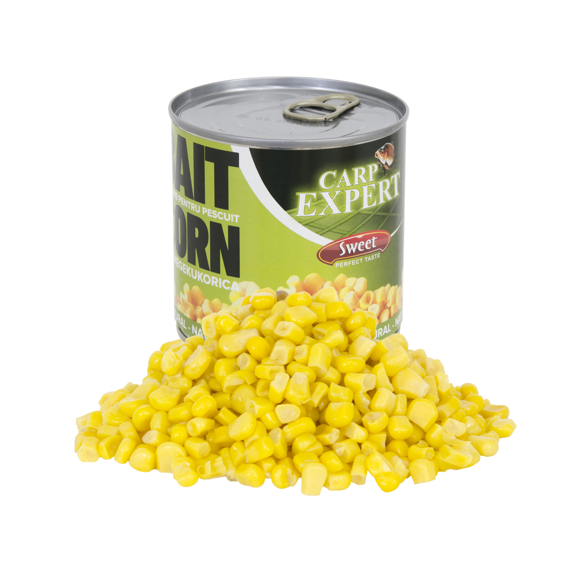 Carp expert kukurica - 340 g, Natúr