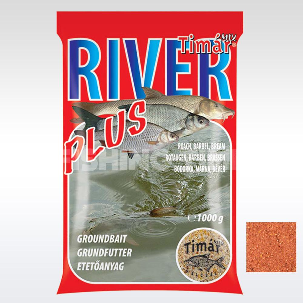 River plus - 3000 g, Syr červená - tečúca voda