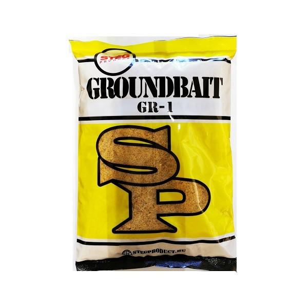 Groundbait GR-1 - 1000 g, Sladká mlieko