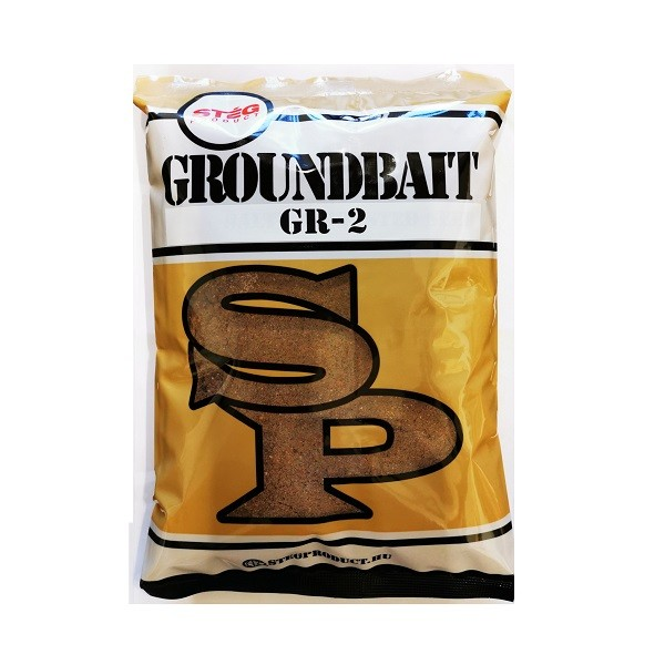 Groundbait GR-2 - 1000 g, Sladká sušienka