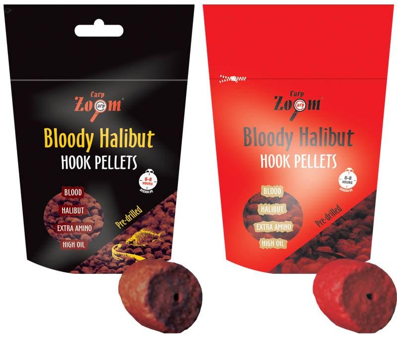 Bloody halibut hook pellets - 150 g, 15 mm