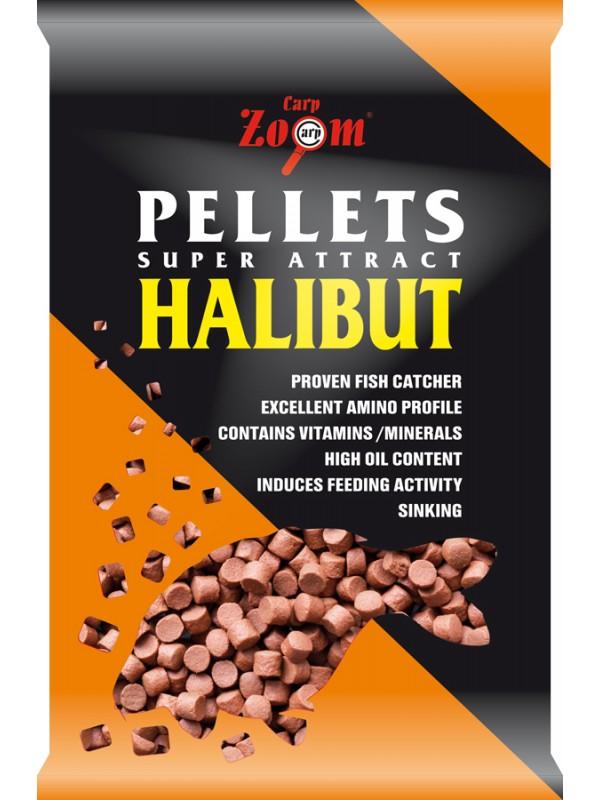 Pellets halibut red - 800 g, 20 mm
