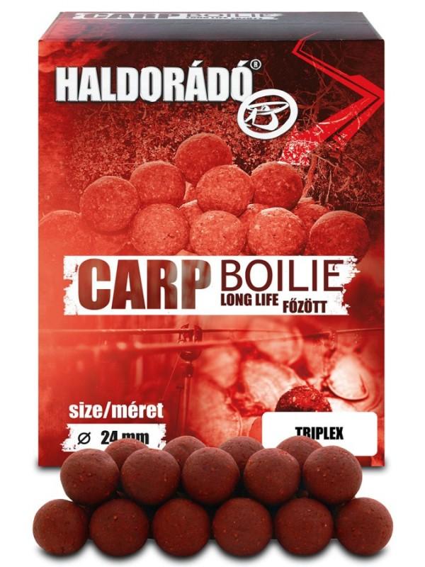 Carp boilie long life  - 800 g, 24 mm, TripleX