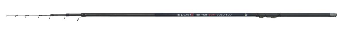 Black fighter slim Bolo + Taška, 7 m